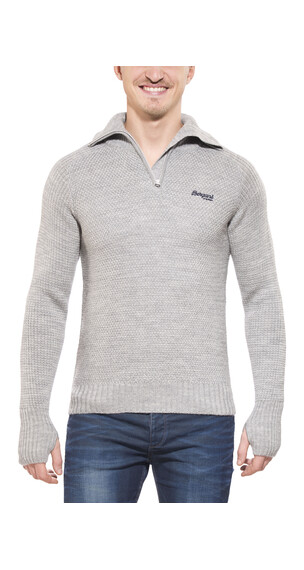 Bergans Ulriken Jumper Men Grey Melange
